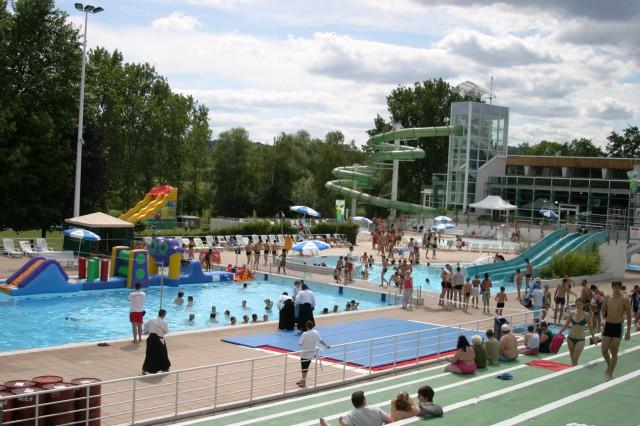 piscine et complexe aquatique aquagliss de freyming merlebach
